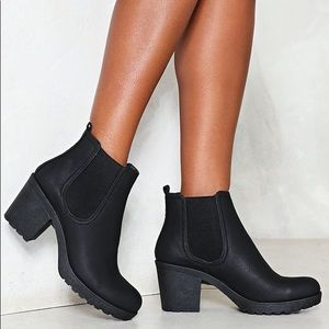 One Night Stand Ankle Boot